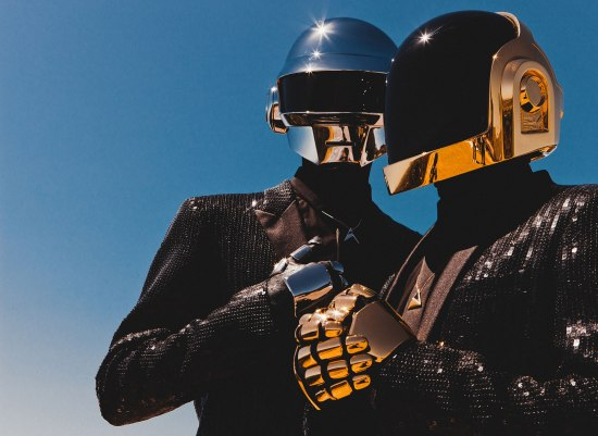 9.25 Daft Punk