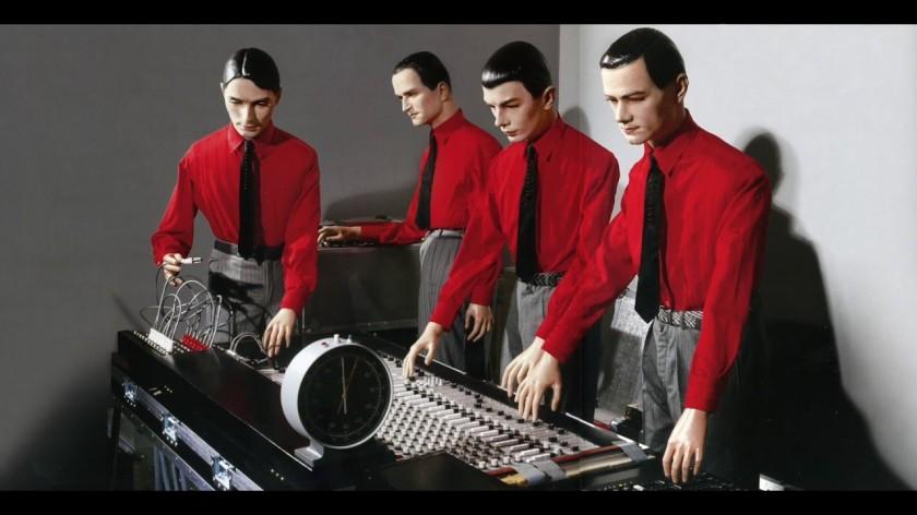 9.25 Kraftwerk robots