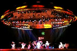 9.26 Electric Light Orchestra in concert 1978