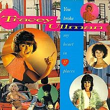 10.11 Tracey Ullman - 17places