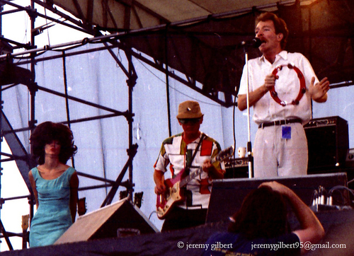 10.17 the b52s at heatwave concert in 1980