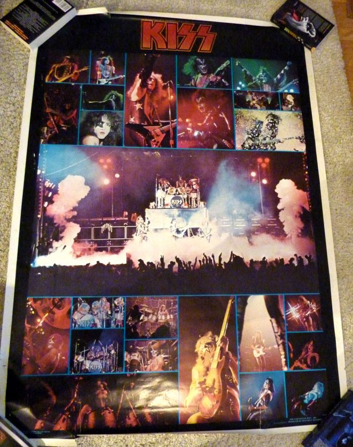 10.25 KISS poster