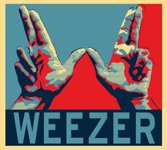 10.27 weezer obama parody