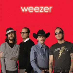 10.27 weezer - red album