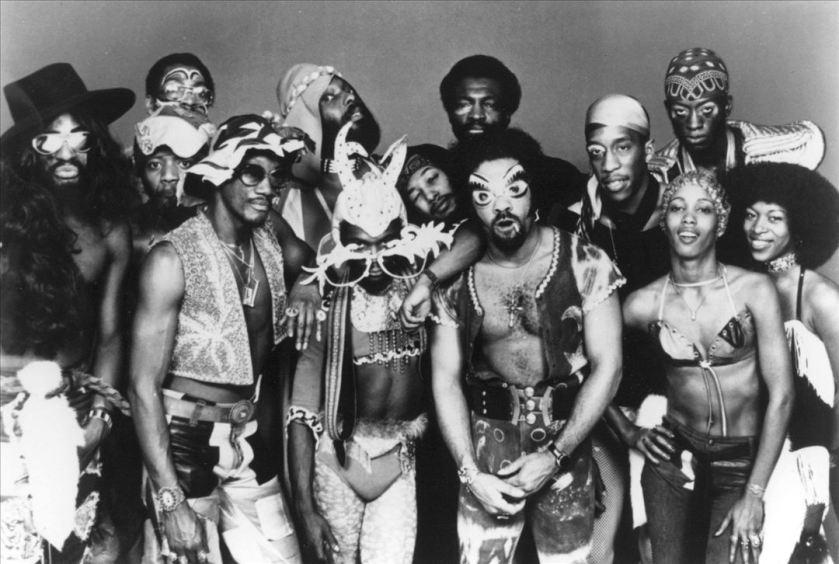 10.30 Parliament-Funkadelic
