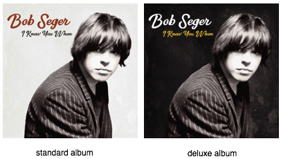 11.21 bob seger - i knew you when