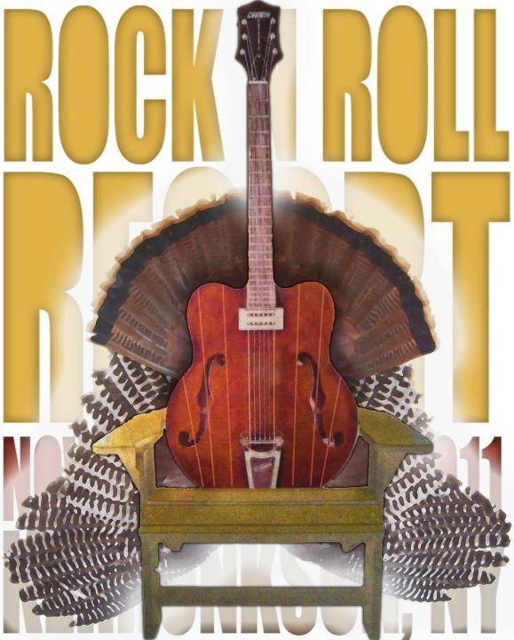 Guitar turkey