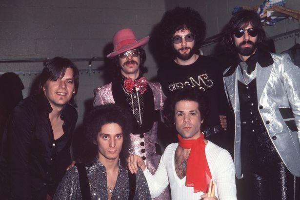 12.7 J Geils Band - 1974