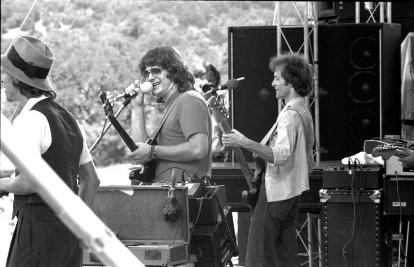 1.10 Steve Miller Band live 1976