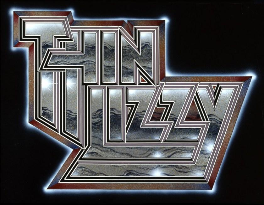 1.15 thin lizzy logo