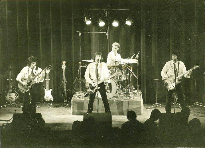 The Late Show Band live in concert 1980