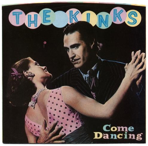 2.1 kinks - come dancing