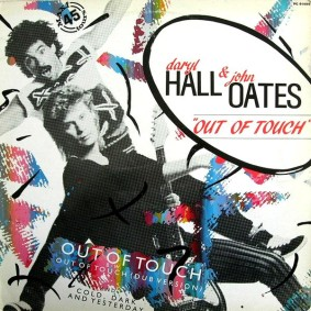 2.19 hall & oates - out of touch