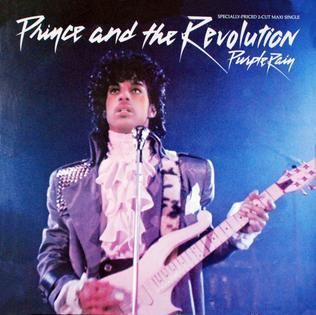 2.2 prince - purple rain single