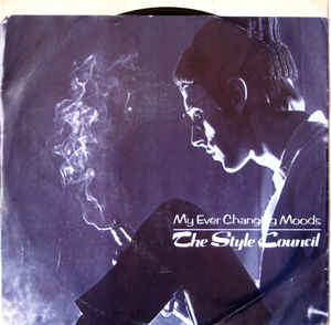 2.23 Style Council - My Ever Changing Moods single