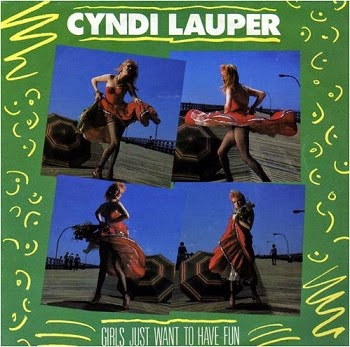 2.26 Cyndi Lauper - Girls Just Want To Have Fun