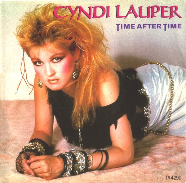 2.26 cyndi lauper - time after time
