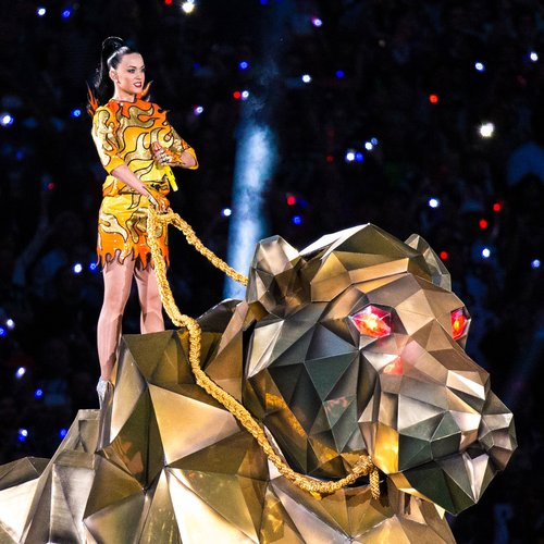 2.5 Katy Perry