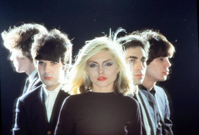 2.6 Blondie Group Pic 1977