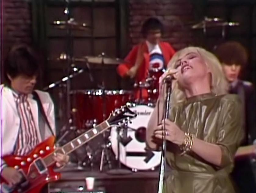 2.6 Blondie on SNL 1979
