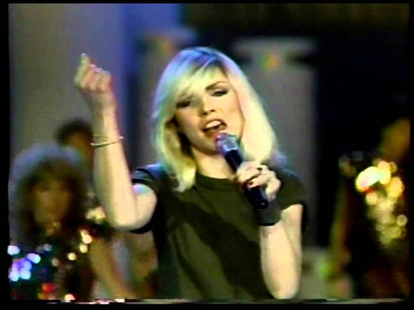 2.6 Blondie on Solid Gold 1981