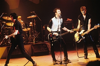 2.6 The Clash in NYC 1980