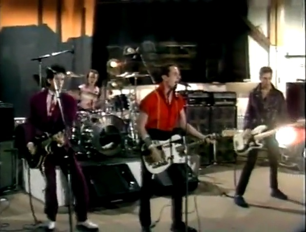 2.6 The Clash on Fridays 4.25.1980
