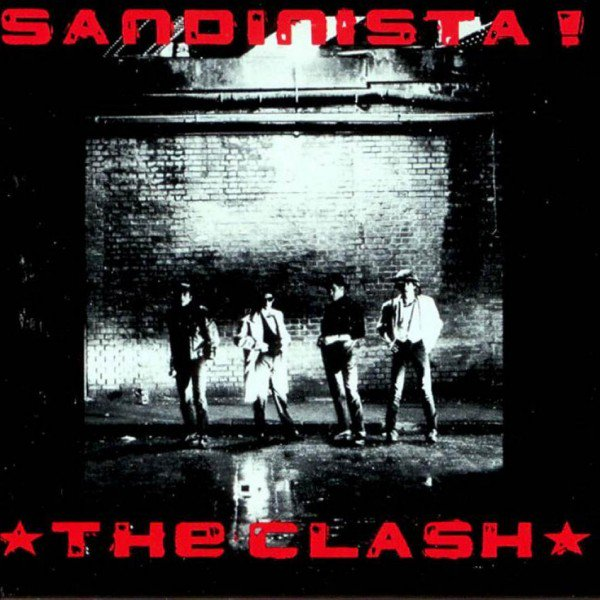 2.6 The Clash - Sandinista