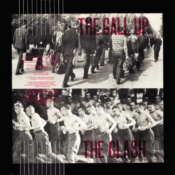 2.6 The Clash - The Call Up