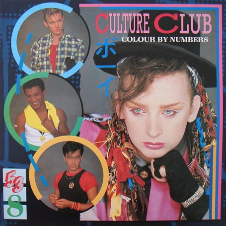 16. Culture Club - Colour by Numbers