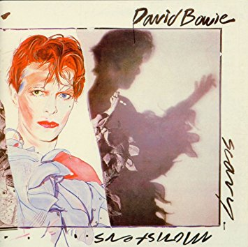 19. David Bowie - Scary Monsters