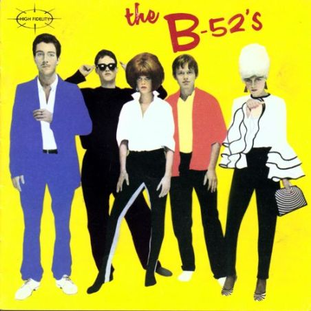 20. The B-52's - The B-52's