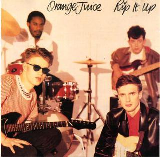 26. Rip It Up - Orange Juice