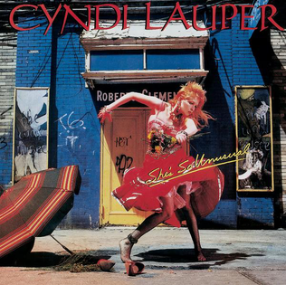28. Cyndi Lauper - She's So Unusual 1984