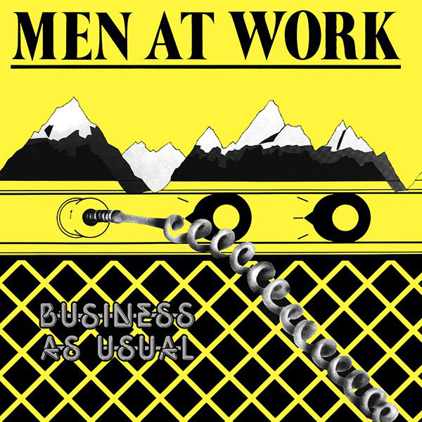 3.1 Men at Work - Business as Usual