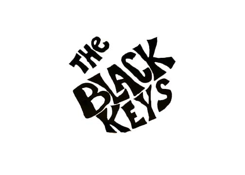 3.30 black keys drum logo