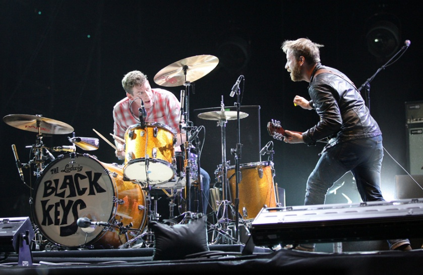 3.30 Black Keys in concert