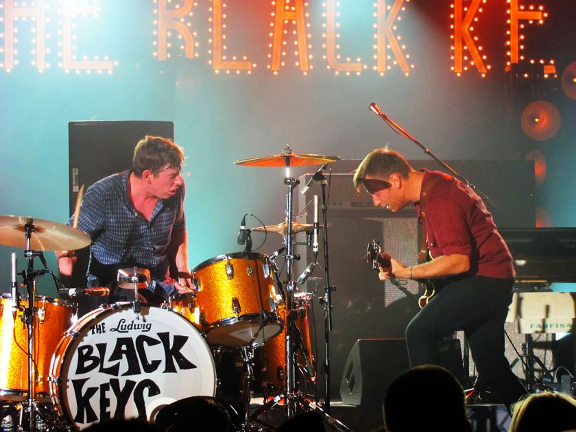 3.30 The Black Keys live