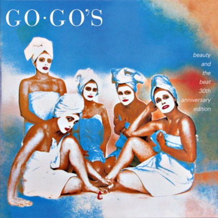 36. The Go-Go's - Beauty and the Beat