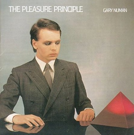 44. Gary Numan - The Pleasure Principle