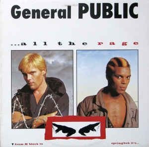 61. General Public - All the Rage
