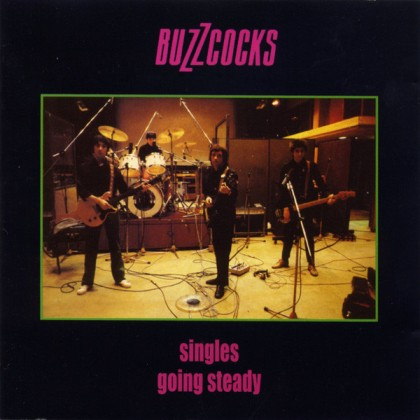 63. Buzzcocks - Singles Going Steady