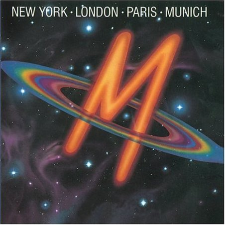 70. M - New York London Paris Munich