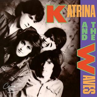 75. Katrina & the Waves - Walking on Sunshine