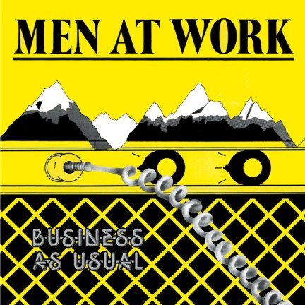 76. Men at Work - Business as Usual