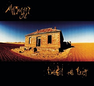 80. Midnight Oil - Diesel And Dust