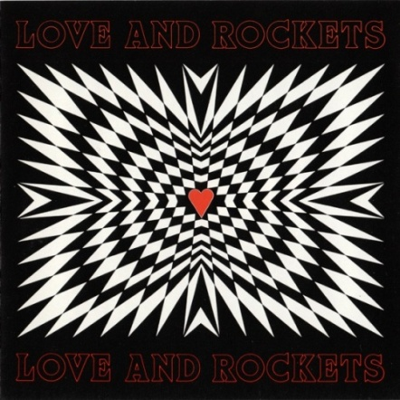 81. Love and Rockets - Love and Rockets