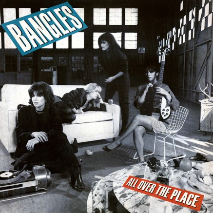 90. Bangles - All Over the Place