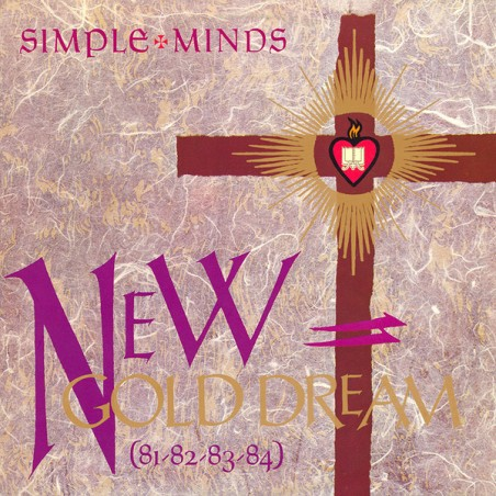 91. Simple Minds - New Gold Dreams (81-82-83-84)