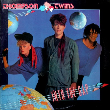 95. Thompson Twins - Into the Gap